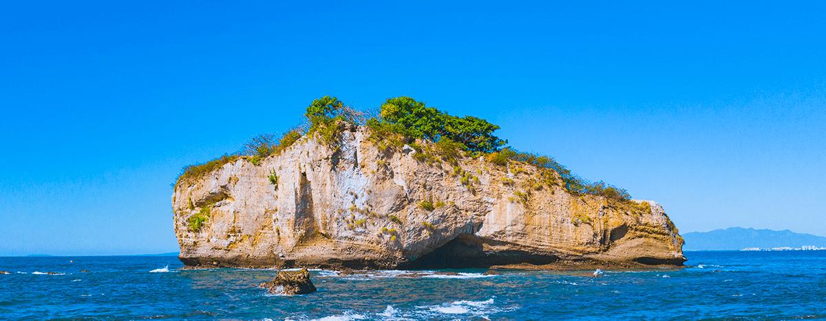 Los Arcos Marine Park, Las Animas, and Quimixto Beach