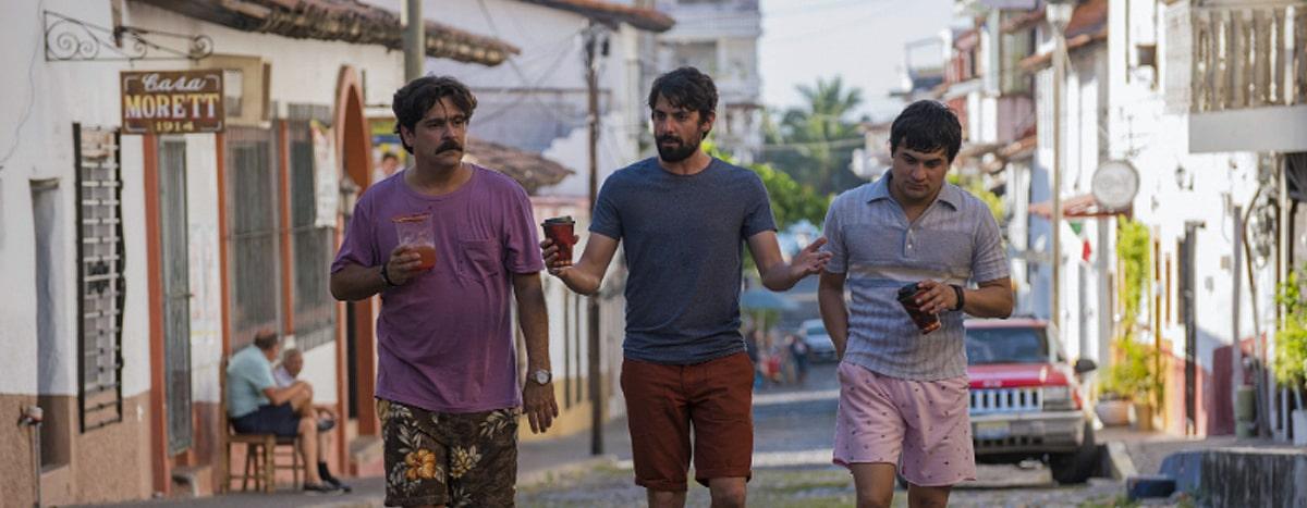 Puerto Vallarta scene of great cinematographic productions