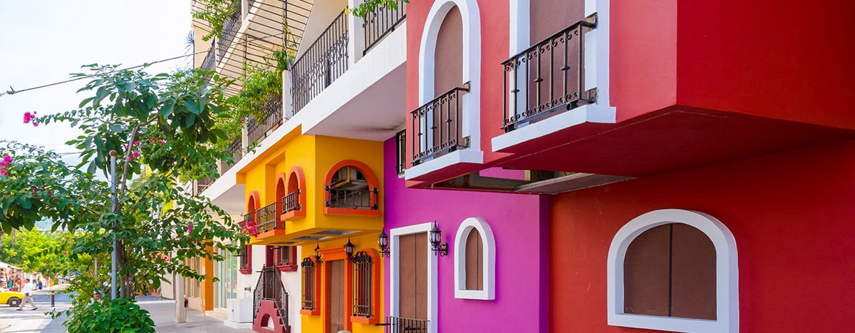 Discover the streets of Puerto Vallarta