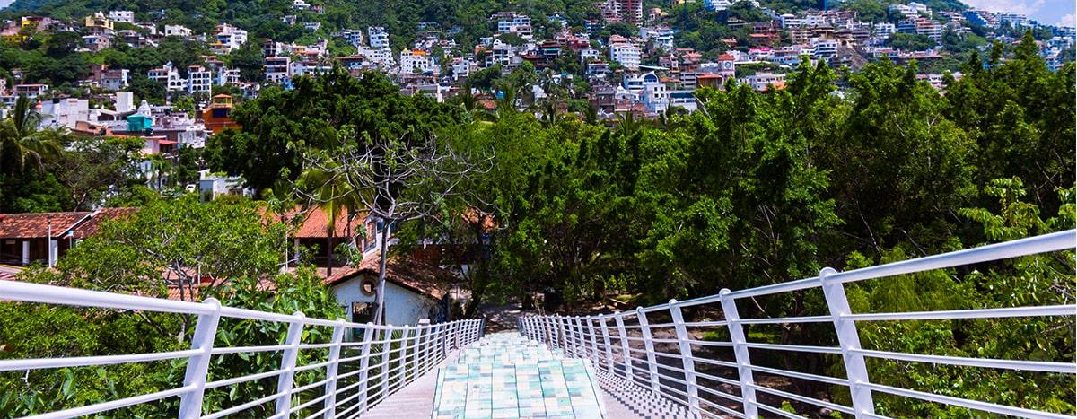 Zona el Gringo Gulch en Puerto Vallarta